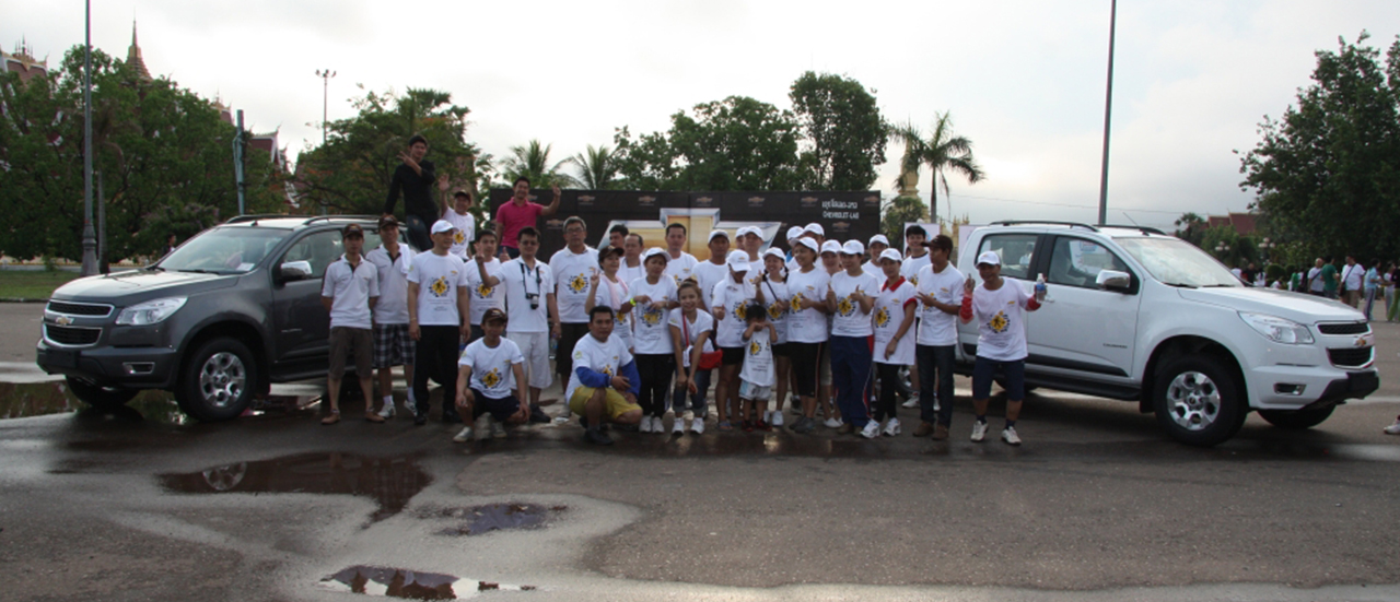 Safety Walk with Chevrolet